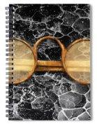 Doctor - Optometrist - Glasses Sold Here  Spiral Notebook
