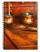 Doctor - Optometrist - I Need My Reading Glasses Spiral Notebook