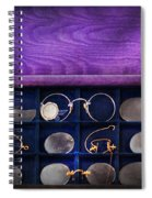 Doctor - Optometrist - Many Styles To Choose From  Spiral Notebook