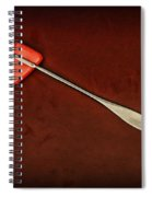 Doctor - Orthopedic Tool - Reflex Hammer Spiral Notebook