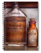 Doctor - Pharmacueticals  Spiral Notebook