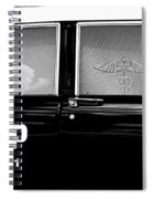 Doctor Taxi Spiral Notebook