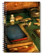 Doctor - The Busy Doctor Spiral Notebook