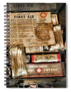 Doctor - The First Aid Kit Spiral Notebook
