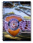 Dodge Brothers Spiral Notebook