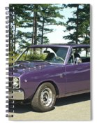 Dodge Gts- Trees Spiral Notebook