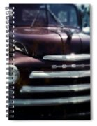Dodge Pickup Spiral Notebook
