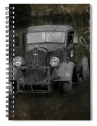 Dodge Take Life By The Horns Spiral Notebook