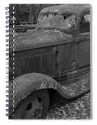 Dodge Tough Spiral Notebook