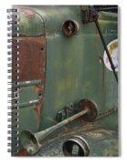 Dodge Truck Alaskan Highway Spiral Notebook