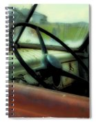 Dodge Truck Spiral Notebook