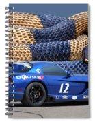 Dodge Viper Spiral Notebook