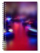 Dodgem Night Spiral Notebook