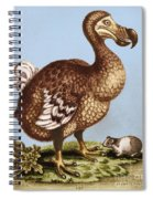 Dodo Spiral Notebook