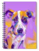 Dog Charlie Spiral Notebook