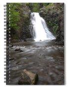 Dog Creek Falls Spiral Notebook