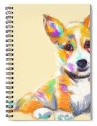 Dog Jerry Spiral Notebook