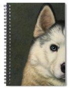 Dog-nature 9 Spiral Notebook