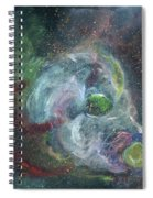 Dog Star Spiral Notebook
