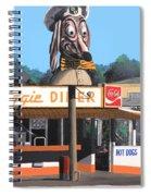 Doggie Diner 1986 Spiral Notebook