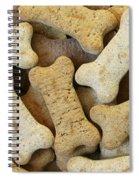 Doggie Feast Spiral Notebook