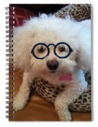 Hairy Potter Spiral Notebook
