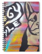 Doggy Style 1 Spiral Notebook
