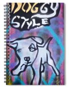 Doggy Style 2 Spiral Notebook