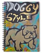 Doggy Style 3 Spiral Notebook