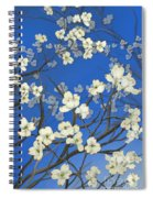 Dogwood Trees Spiral Notebook