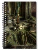 Doktor Dunkel Spiral Notebook