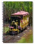 Dole Planation Spiral Notebook