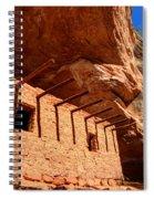Doll House Anasazi Ruin Spiral Notebook