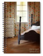Dollhouse Bedroom Spiral Notebook