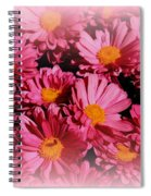 Dollops Of Sunshine Spiral Notebook