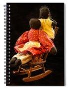 Dolls Spiral Notebook