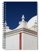 Dome At The Mission Spiral Notebook