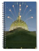 Dome Expanding Spiral Notebook