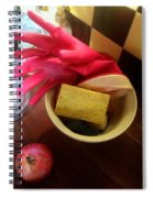 Domesticity Spiral Notebook