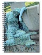 Donaldson's Grief Spiral Notebook