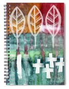 Done Too Soon Spiral Notebook