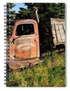 Done Working Spiral Notebook