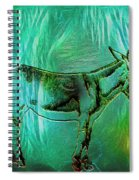Donkey-featured In Nature Photography Group Spiral Notebook