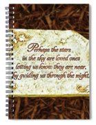 Donna's Special Message Spiral Notebook