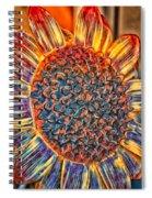 Donna's Sun Flower Spiral Notebook