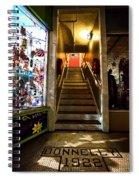 Donnelly 1922 Spiral Notebook
