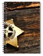 Don't Mess Spiral Notebook