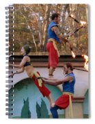 Don't Try This At Home Spiral Notebook