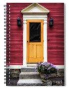 Door 11 Spiral Notebook