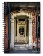 Door 934 Spiral Notebook